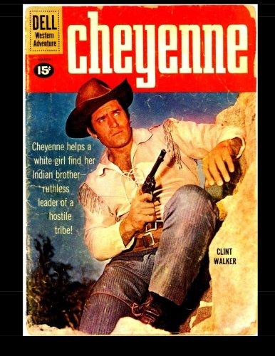 9781511890021: Cheyenne #20: Old Western Comic 1961