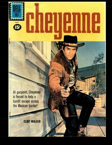 9781511890113: Cheyenne #21: Old Western Comic 1961