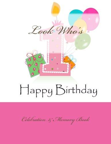 9781511895538: Happy Birthday: Celebration & Memory Book