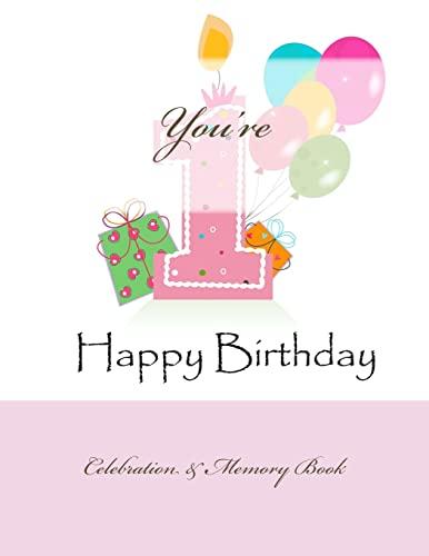 9781511895576: Happy Birthday: Celebration & Memory Book