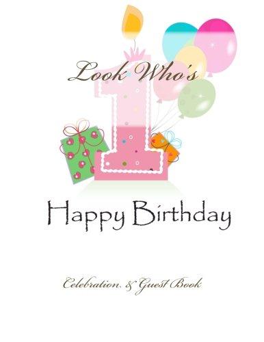 9781511895606: Happy Birthday: Celebration & Guest Book
