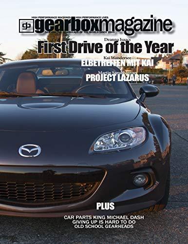 9781511902298: Gearbox Magazine (GBXM) (Volume 3)