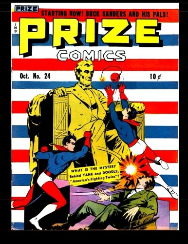 9781511903646: Prize Comics #24: Horror Comics From The Golden Age (Vol. 2 #12) 1942