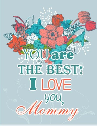9781511913584: I Love You Mommy: Giant Card/Notebook