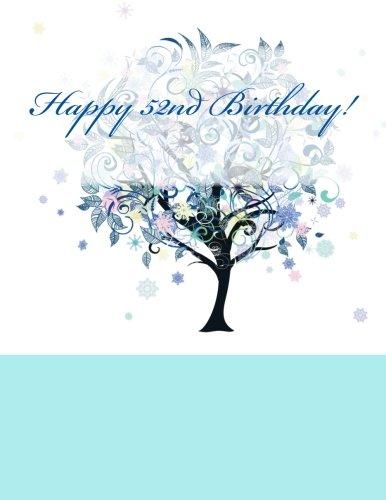 9781511914468: Happy 52nd Birthday!