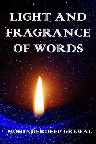 9781511914659: Light And Fragrance Of Words