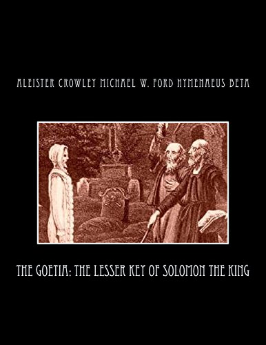 9781511919463: The Goetia: The Lesser Key of Solomon the King