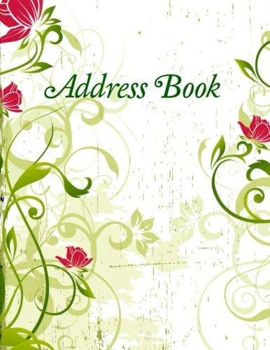 9781511922586: Address Book (Simple and Beautiful Address Books-Jumbo Size) (Volume 3)