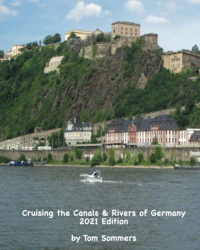 9781511923026: Cruising the Canals & Rivers of Germany