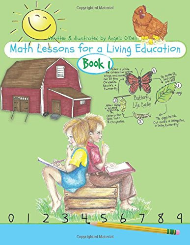 9781511930024: Math Lessons for a Living Education Book 1