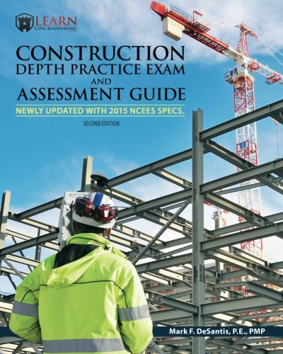 9781511937726: Construction Depth Practice Exam and Assessment Guide