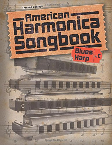9781511939942: American Harmonica Songbook: (Blues Harp in C)