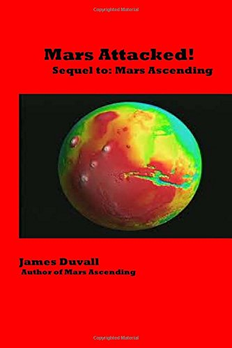 9781511941631: Mars Attacked! (The Red Planet Series) (Volume 2)