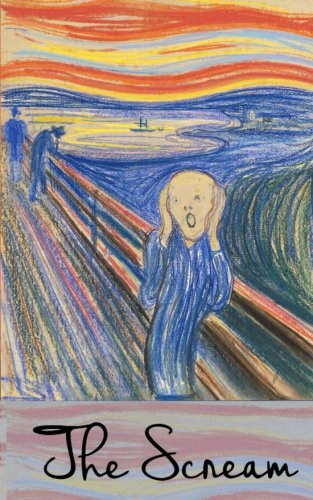9781511942430: The scream: Munch Notebook