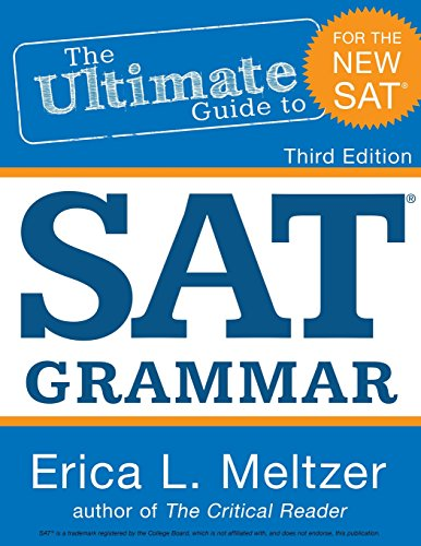 9781511944137: 3rd Edition, The Ultimate Guide to SAT Grammar