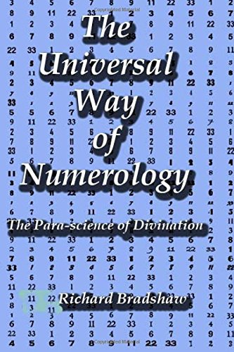 9781511951753: The Universal Way of Numerology: The Para-science of Numerology