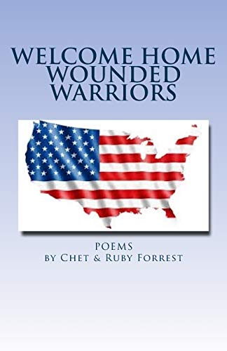 9781511959025: Welcome Home Wounded Warriors