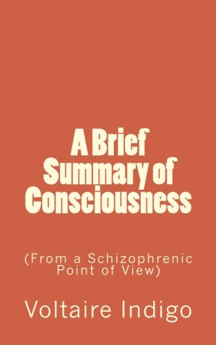 9781511960601: A Brief Summary of Consciousness: (From a Schizophrenic Point of View)