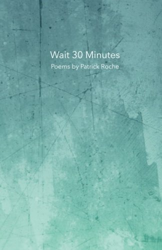 9781511961622: Wait 30 Minutes: Poems by Patrick Roche