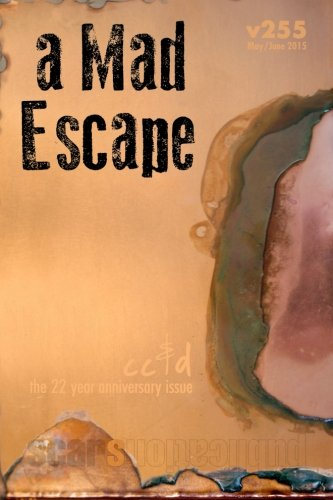 a Mad Escape: cc&d magazine v255 (the: Janet Kuypers; Erren