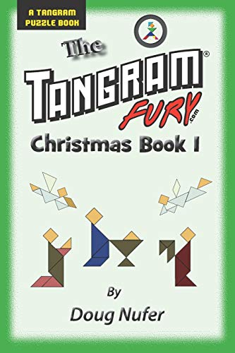 9781511967891: The Tangram Fury Christmas Book I (Tangram Fury Puzzle Books) (Volume 2)