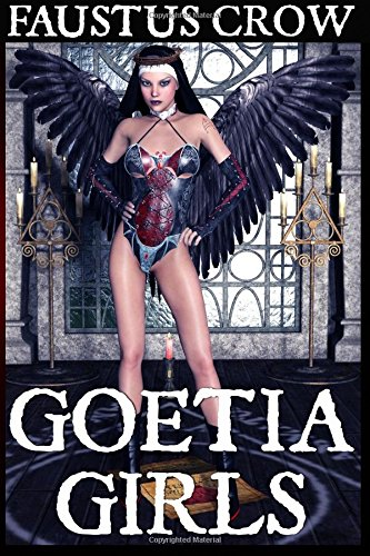 9781511968980: Goetia Girls: Succubus Art Book