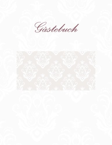 9781511969420: Gästebuch
