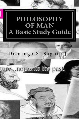 9781511970679: Philosophy of Man: A Basic Study Guide