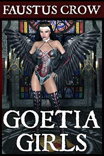Goetia Girls: Succubus Art Book (Succubus Art Book 1) (Volume 1): Faustus Crow