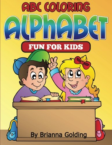 9781511979030: ABC Coloring Alphabet Fun for Kids