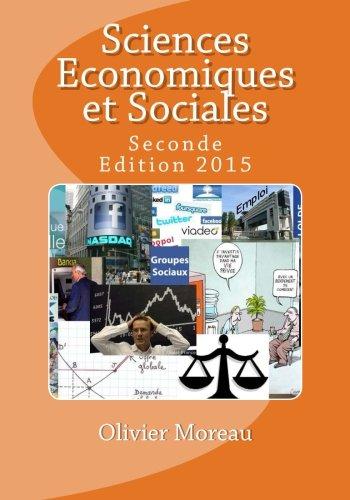 9781511982030: Sciences Economiques et Sociales: Seconde (French Edition)
