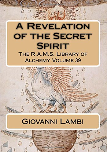 9781511988872: A Revelation of the Secret Spirit (The R.A.M.S. Library of Alchemy) (Volume 39)