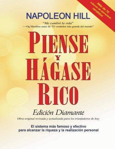 9781511990745: Piense y Hagase Rico: Edicion Diamante, Letra Grande: Obra original, revisada y actualizada para los triunfadores de hoy