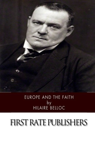 9781511994064: Europe and the Faith