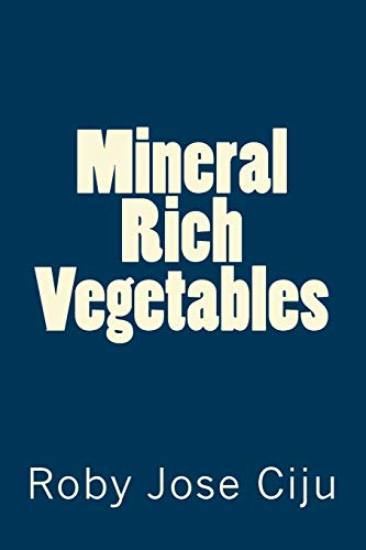 9781512002157: Mineral Rich Vegetables