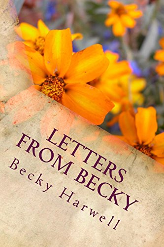 9781512002294: Letters from Becky