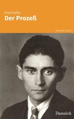 9781512012675: Der Prozeß (Damnick Classics) (Volume 4) (German Edition)