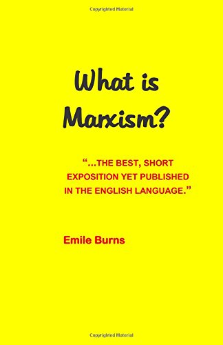 9781512014891: What Is Marxism?