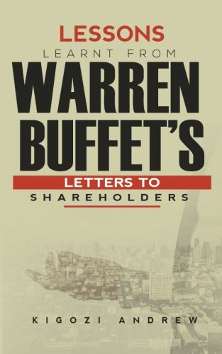 9781512017533: Lessons Learnt From Warren Buffet's Letters To Shareholders