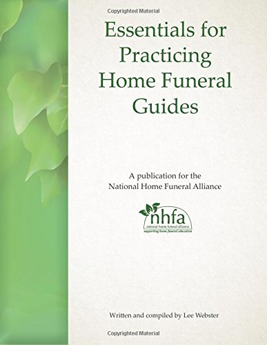 9781512018509: Essentials for Practicing Home Funeral Guides