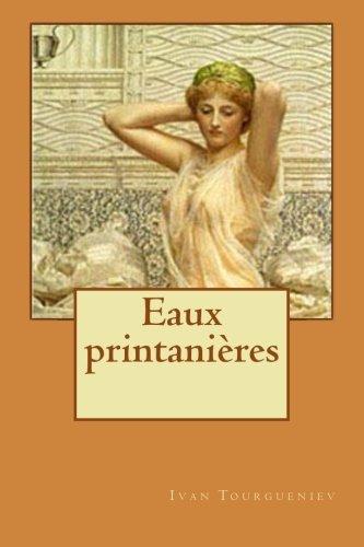 9781512018851: Eaux printanières