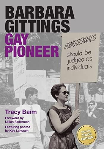 Barbara Gittings: Gay Pioneer (Color): Tracy Baim
