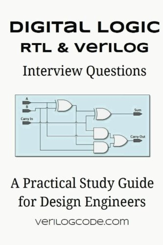 9781512021462: Digital Logic RTL & Verilog Interview Questions