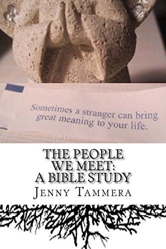 9781512023794: The People We Meet: A Bible Study