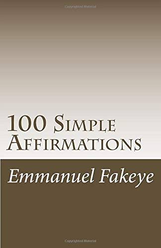 9781512027426: 100 Simple Affirmations