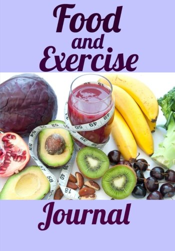 9781512027631: Food and Exercise Journal (New Year, New You Food Journals-Diet and Exercise Tracker) (Volume 1)