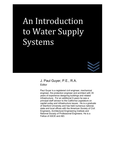 9781512028249: An Introduction To Water Supply Systems