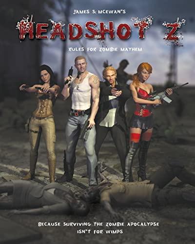 9781512031386: Headshot Z: Rules for Zombie Mayhem
