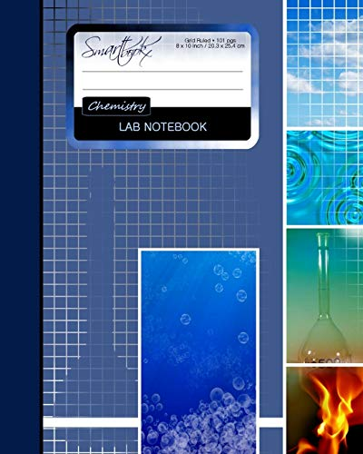 9781512033663: Lab Notebook: Chemistry Laboratory Notebook for Science Student / Research / College [ 101 pages * Perfect Bound * 8 x 10 inch ] (Composition Books - Specialist Scientific)