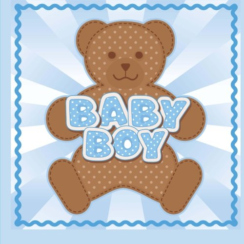 9781512033939: Baby Boy: Baby Memory Book and Keepsake Book (Baby Keepsake)